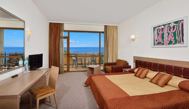 Sol Nessebar Palace - DBL room sea view