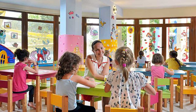 Sol Nessebar Palace - For the kids