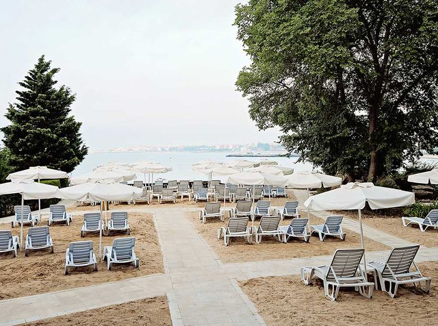 Sol Nessebar Palace - Food and dining